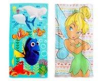 Disney Store: Serviettes de plage Disney (9 modèles au choix) à 12€ au lieu de 19,90€