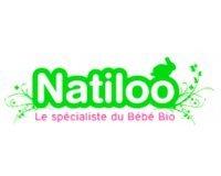 Natiloo: -8% dès 75€ d'achats et -15% dès 95€ d'achats