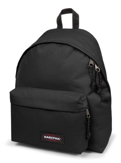 Code promo Amazon : Sac à dos EASTPAK 24L Noir PADDED PAK'R à 34,27€ au lieu de 50€
