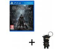 Auchan: Jeu PS4 Bloodborne + Porte-clés Sackboy Bloodborne à 29,99€