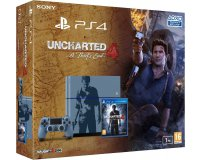 Auchan: Console PS4 Sony 1 To Edition Limitée + Uncharted 4: A Thief's End à 309,99€