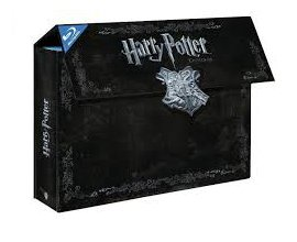 Amazon: Coffret DVD Harry Potter : L'Intégrale à 20.91€