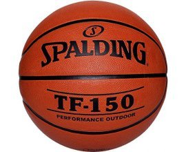 Amazon: Ballon de basket-ball Spalding TF150 Out (taille 6 ou 7) à 9,90€