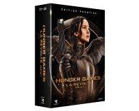 Amazon: Le coffret Blu-ray + DVD Hunger Games - La Révolte : Partie 1 à 17.67€