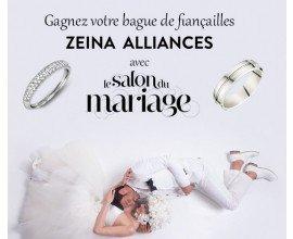 Le Parisien: Salon du mariage : 2 bagues de fiançailles à gagner