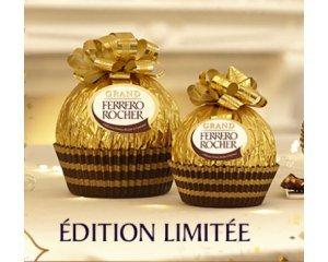 Magazine Maxi: Gagnez votre Grand Ferrero Rocher Edition limité