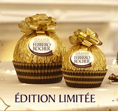 Code promo Magazine Maxi : Gagnez votre Grand Ferrero Rocher Edition limité