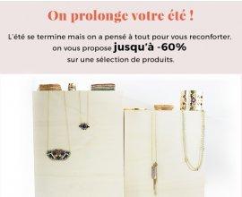 Emma & Chloé: Jusqu'à -60% sur une sélection de bijoux en or