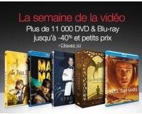 Amazon: Semaine de la vidéo : jusqu'à -50% sur plus de 11000 DVD & Blu-Ray