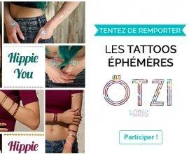 Public: 175 tatouages éphémères à gagner