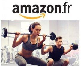 Amazon: 20% de réduction sur une sélection d'articles et d'équipements de sport