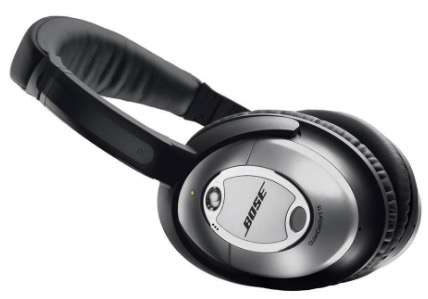 Code promo Amazon : Casque à réduction de bruit Bose QuietComfort 15 à 157,99€