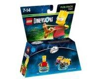 Fnac: Jusqu'à -60% sur les figurines Lego Dimensions - Ex. Bart Simpson à 3,90€