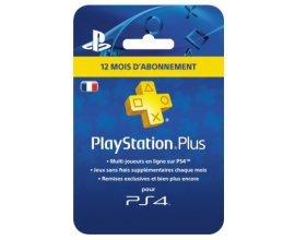 Micromania: Abonnement Playstation Plus 12 mois + 3 mois offerts pour 49,99€
