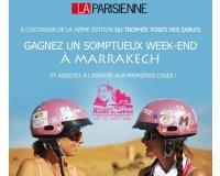 Le Parisien: 1 weekend du 21 au 23 octobre 2016 à Marrakech à gagner