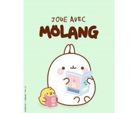 DPAM: 1 carte cadeau de 100€ et des DVD du dessin animé Molang à gagner