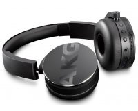 Amazon: Casque Audio Supra Auriculaire Sans Fil AKG Y50BT Bluetooth - Noir à 100€