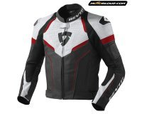 Motoblouz: Le blouson de moto en cuir Rev It Replica à 299€ au lieu de 529,99€