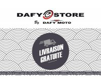 Dafy Moto: Faites-vous livrer gratuitement votre commande en point relais dès 25€ d'achat