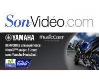 Son-Vidéo: 5 pass VIP au MotoGP de Jerez à gagner via l'achat d'1 enceinte multiroom Yamaha