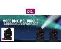 Bax-shop: L'achat d'un pack avantageux de 2 lyres à led JB systems Dynaspot à prix réduit