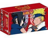 Amazon: Coffret DVD de l'intégrale Naruto édition limitée à 149,95€
