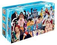 Amazon: Coffret DVD One Piece épisodes 326 à 516 édition collector limitée à 169,95€