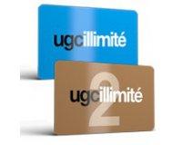 UGC: Abonnement UGC illimité à 17,90€/mois au lieu de 21,90€ pour les moins de 26 ans