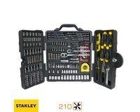 Brico Privé: Le coffret Stanley avec 210 outils et pièces à 119,95€ au lieu de 230€