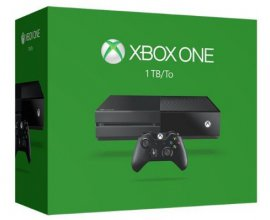Amazon: Console Xbox One 1To à 240,84€