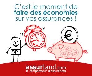 Code promo Assurland : Comparez gratuitement les tarifs de 78 offres d'assurances en - de 5 minutes