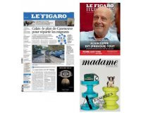 Le Figaro: Abonnements Le Figaro, Madame Figaro et Figaro Magazine gratuits pendant 1 an
