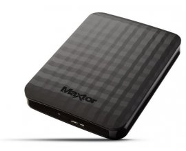 Cdiscount: Disque Dur Externe 2 To USB 3.0 Maxtor STSHX-M201TCBM à 69,99€