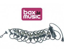 Bax-shop: La guirlande stroboscope à 12 lampes American DJ Flash Rope à 58€ au lieu de 77€