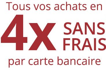Code promo Boulanger : Tous vos achats en 4X sans frais par carte bancaire (hors exceptions)