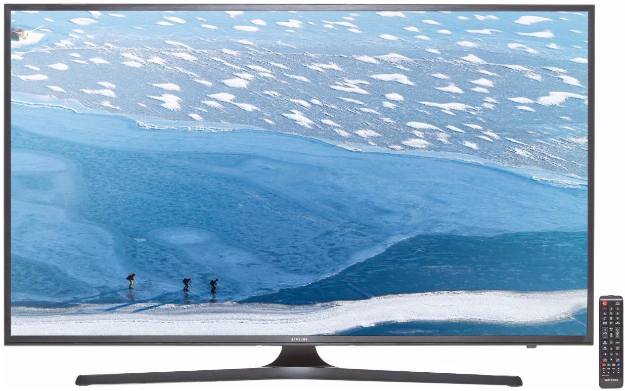 smart tv led uhd 4k samsung ue50ku6000kxzf 50 125cm en soldes 559 boulanger. Black Bedroom Furniture Sets. Home Design Ideas