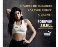 Brandalley: 3 paires de baskets PUMA Forefer Fierce à gagner
