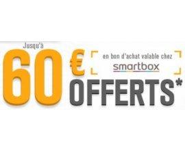 Allopneus: Jusqu'à 60€ offerts en bon d'achat Smartbox pour l'achat de pneus Continental