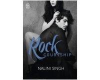 L'Etudiant: Le roman Rock Courtship de Nalini Singh à gagner