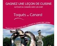 Le Parisien: Des leçons de cuisine autour du canard avec un chef à gagner