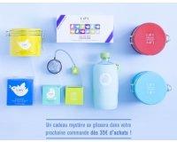 Lov Organic: 1 cadeau offert pour toute commande de thé dès 35€