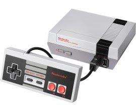 Cdiscount: Console NINTENDO Classic Mini NES à 59,99€