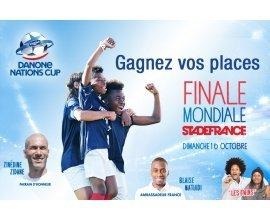 Le Parisien: Des entrées pour la Danone Nation Cup au Stade de France le 16 octobre à gagner