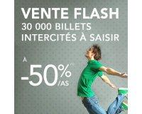 Voyages SNCF: 30 000 billets Intercités pour voyager à -50% les 8 et 9 octobre