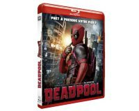 Amazon: Blu-ray Deadpool + Digital HD à 9,99€