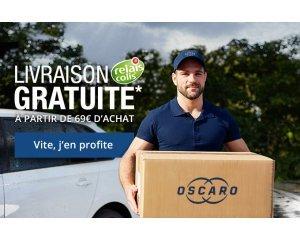 Oscaro: La livraison offerte en point relais à partir de 39€ d'achat