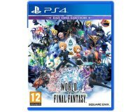 Micromania: World of Final Fantasy - Edition Limitée sur PS4 à 29,99€