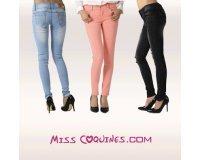 Miss Coquines: Jusqu'à -80% sur une sélection d'articles