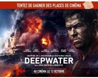 BFMTV: 40 places pour le film deepwater à gagner par tirage au sort