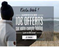 Oxbow: 10€ crédités sur votre compte client dès 60€ d'achat